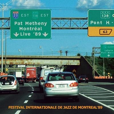 Pat Metheny Group/Montreal '89[IACD10294]
