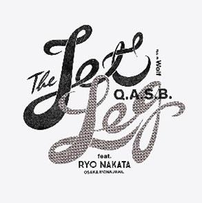 Q.A.S.B./The Jet Leg feat. Ryo Nakata (Osaka Monaurail)/Wolf (Instrumental)[SG065]