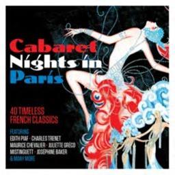 Cabaret Nights In Paris[NOT2CD573]
