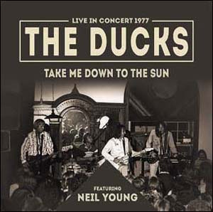 Take Me Down To The Sun (Feat. Neil Young)