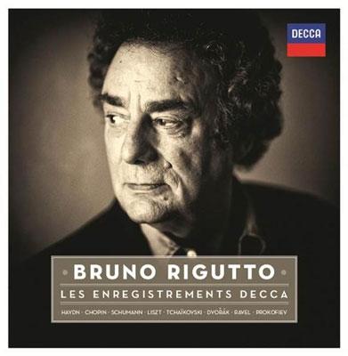 ブルーノ・リグット/Bruno Rigutto - The Decca recordings [3749733]