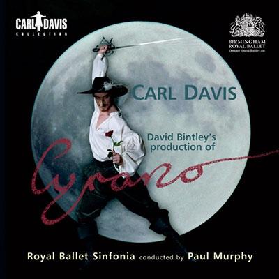 カール・デイヴィス/Cyrano[CDC003]