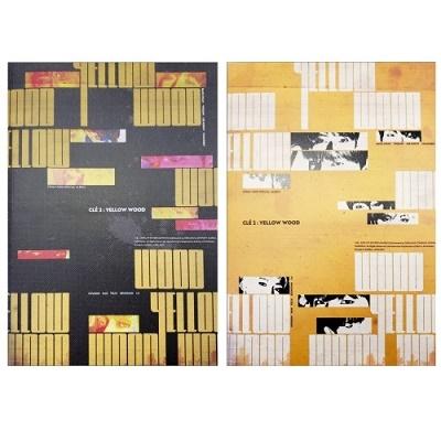 Stray Kids/Cle 2: Yellow Wood (ランダムバージョン)[JYPK1073]