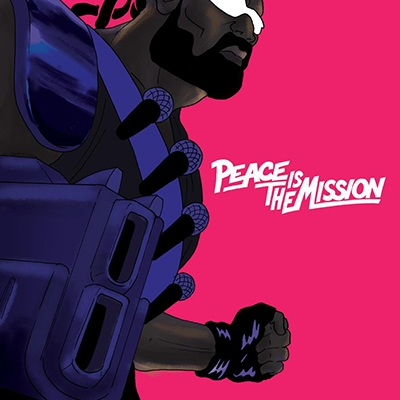 Major Lazer/Peace Is The Mission[256461009]