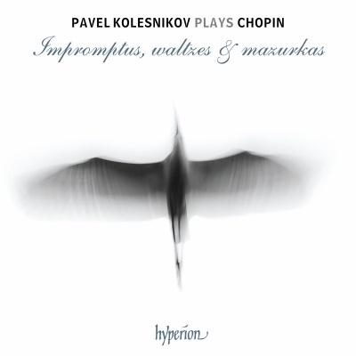 パヴェル・コレスニコフ/ショパン: 即興曲、ワルツ、マズルカ集[CDA68273]