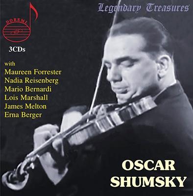 Oscar Shumsky