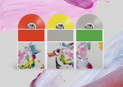 The National/I Am Easy To Find<Red,Yellow,Gray Vinyl/数量限定盤>[4AD0154LPX]