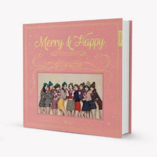 Merry&Happy: 1st Album Repackage (Happy Ver.) CD