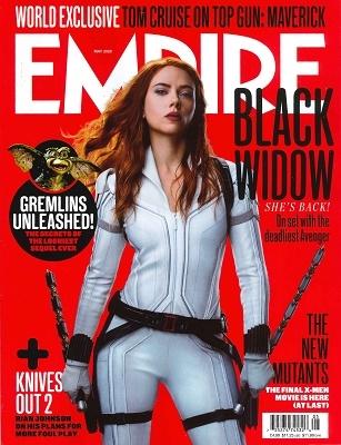 EMPIRE 2020年5月号 Magazine