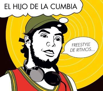 El Hijo De La Cumbia/フリースタイル・デ・リトモス[RTMCD-1012]