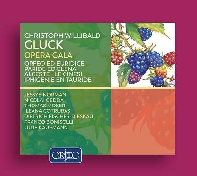 グルック: オペラ・ガラ