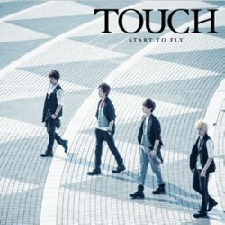 Touch (Korea)/START TO FLY<通常盤>[WQCQ-474]