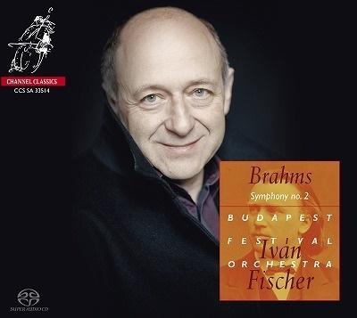 ブラームス: 交響曲第2番、悲劇的序曲、大学祝典序曲
