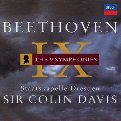 コリン・デイヴィス/ベートーヴェン: 交響曲全集, 他<タワーレコード限定>[PROC-1330]