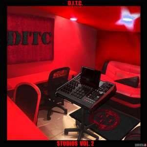 D.I.T.C. STUDIOS VOL. 2 CD