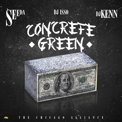 SEEDA/CONCRETE GREEN<生産限定盤>[CCGAONS-001]