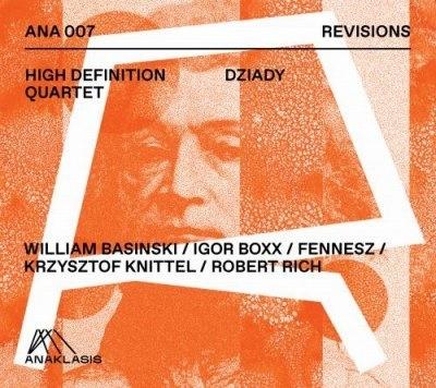 High Definition Quartet/Dziady[ANA007]