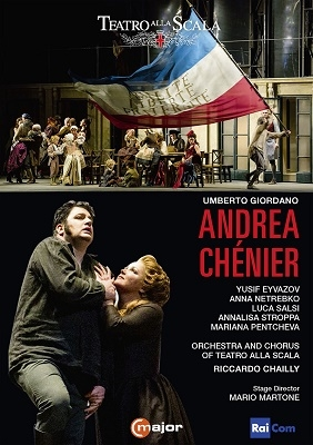 ジョルダーノ: オペラ《アンドレア・シェニエ》