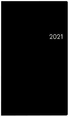 高橋書店 手帳は高橋 リングダイアリー スリム (セパレート) [黒] ダイアリー 2021年 A5変型判 ウィークリー ダブルリング式 黒 No.93 (2021年版1月始まり)[9784471800932]