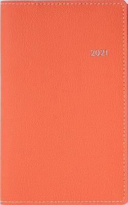 2021年 4月始まり No.853 T'beau (ティーズビュー) 日曜始まり 4 [オレンジ] 高橋書店 手帳判[9784471808532]