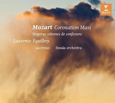 Mozart: Coronation Mass, Vesperae Solennes De Confessore