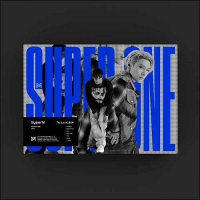 Super One: SuperM Vol.1 (Unit C Ver).(KAI / TEN) CD