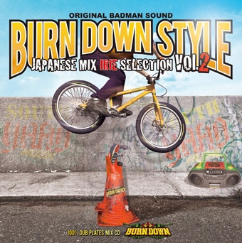 BURN DOWN STYLE JAPANESE MIX -IRIE SELECTION VOL.2-