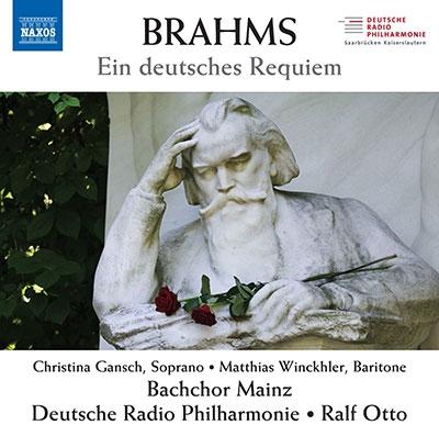 ラルフ・オットー/ブラームス: ドイツ・レクイエム Op.45[8574273]