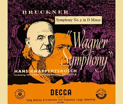 ハンス・クナッパーツブッシュ/ブルックナー: 交響曲第3番, 第4番「ロマンティック」, 第5番; ワーグナー: ジークフリート牧歌 [PROC-1654]
