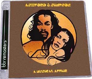 Ashford & Simpson/A Musical Affair: Expanded Edition [CDBBRX0327]