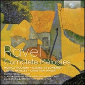 Ravel: Complete Melodies