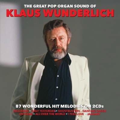 The Great Pop Organ Sound of Klaus Wunderlich CD