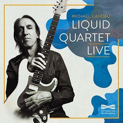 Liquid Quartet Live CD