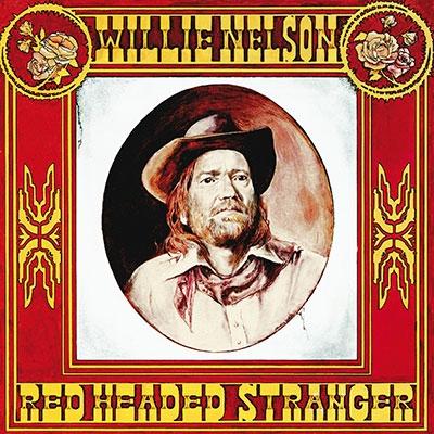 Red Headed Stranger CD