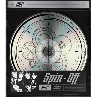 Spin Off: 5th Mini Album CD