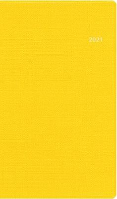 高橋書店 手帳は高橋 T'mini (ティーズミニ) 1 [イエロー] 手帳 2021年 手帳判 ウィークリー 皮革調 イエロー No.153 (2021年版1月始まり)[9784471801533]