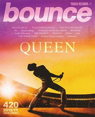 bounce 2018年11月号<オンライン提供 (限定200冊)>