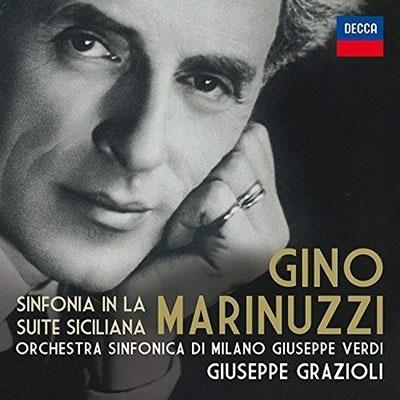 ジーノ・マリヌッツィ: 交響曲イ長調