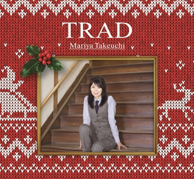 TRAD [CD+DVD]<初回限定盤/クリスマス・パッケージ仕様>