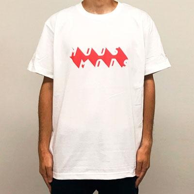 WTM_ジャンルT-Shirts MODS ホワイト Sサイズ[WTM-381]