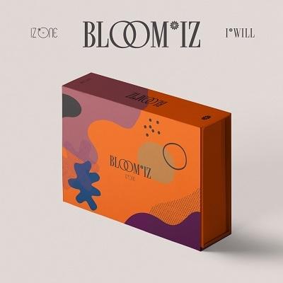 BLOOM*IZ: IZ*ONE Vol.1 (I*WILL Ver.) CD