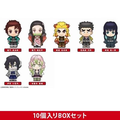 鬼滅の刃 ソフビィ A(BOXセット) Accessories