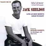 Jack Sheldon/ライヴ・アット・ドン・ムポズ・ゴールド・ナゲット<期間限定生産盤>[NPCC-3113]