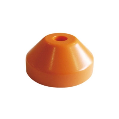 45RPM EP アダプター Dome 2個入/Orange[P45D-OR]