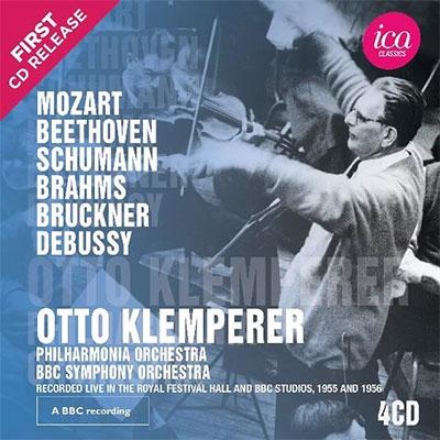 オットー・クレンペラー/Richard Itter Collection - Otto Klemperer[ICAC5145]