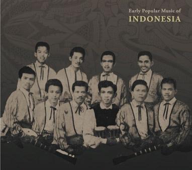 インドネシア音楽歴史物語 CD