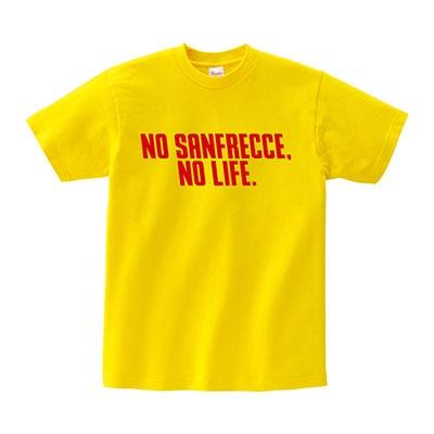 NO SANFRECCE, NO LIFE. 2020 T-shirts(デイジー) XLサイズ Apparel
