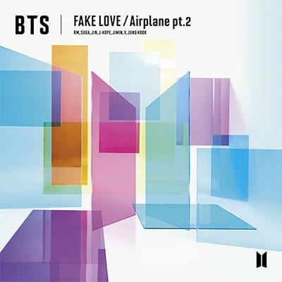FAKE LOVE/Airplane pt.2<通常盤/初回限定仕様> 12cmCD Single