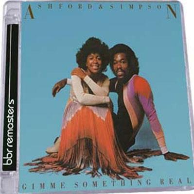 Ashford & Simpson/Gimme Something Real [CDBBRX0340]