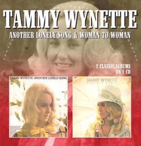 Another Lonely Song/Woman To Woman CD